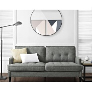 DingZhi European Furniture Sofa Set Two Seat Sofa Designs