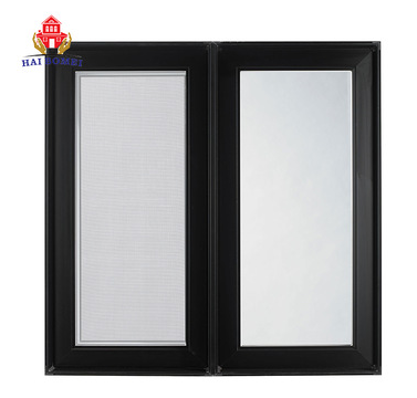 Hurricane proof impact window pvc sliding windows