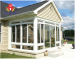 China alibaba sun room outdoor glass room for garden glass house
