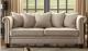 DingZhi Soft Sofa Sofa Wood Carving Living Room Furniture