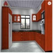 Wholesale european kitchen cabinet solid wooden termite prevention kitchen cabinets pictures