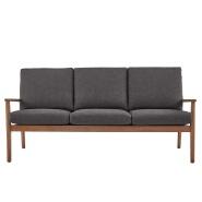 DingZhi Detachable Sofa Set Sofa Wood Frame Sofa Seater