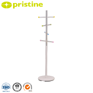 Design easy assembly storage clothes tree hat coat stand
