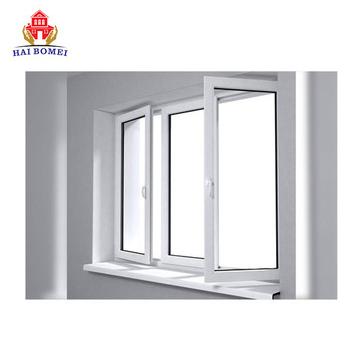 Impact resistance glass vertical slider windows design single hung pvc doors windows for USA house