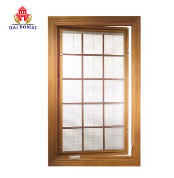 China Manufacturer Supply Thermal Break Sliding Aluminum Window with Double Glazing