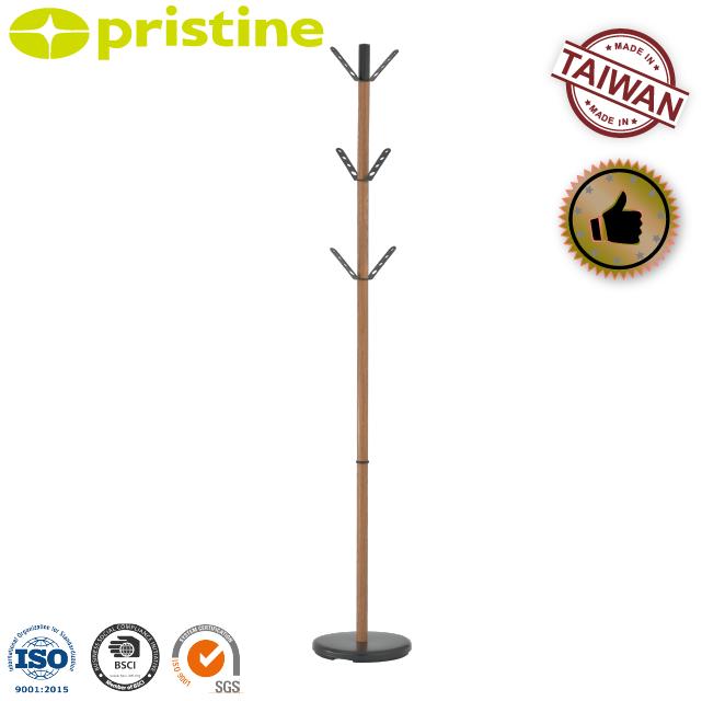 Taiwan manufacturer design wood grain tree shape coat rack stand