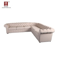 16 years factory modern design funiture fabric set couch living room sofas