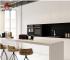 Modern high gloss kitchen cabinet set pakistan