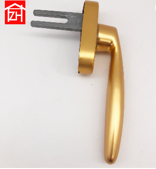 foshan factory High Quality Aluminium material Window Handle for sliding door or window