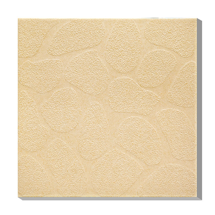 400x400mm Ceramic 40x40 Floor Salt And Pepper Tile White Gray