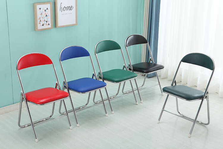 Popular Cheap Metal Folding Office Chairs
