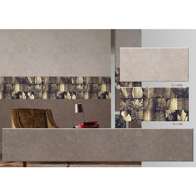 Good quality Digital 3D inkjet bathroom wall tiles