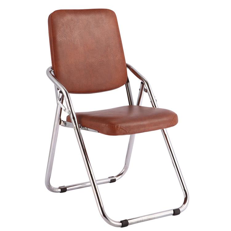 New comfortable folding Korea executive office chair 150kg miniature chair