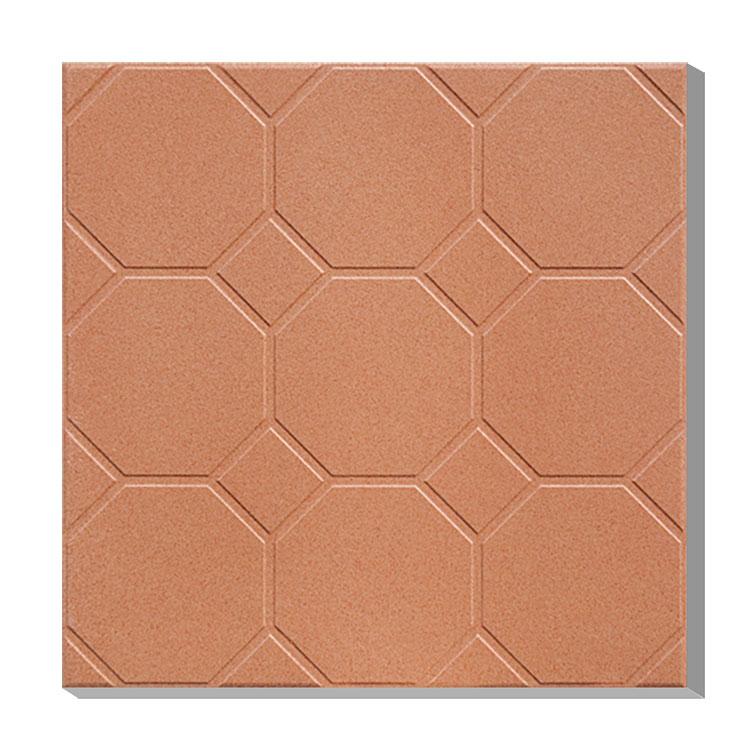 Thickness 7.2mm Rustic Floor Ceramic Tile 30x30 Beige