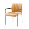 New Classic high back leather french style sofa high back office chairs