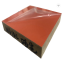 Solid colors customized glossy UV MDF board
