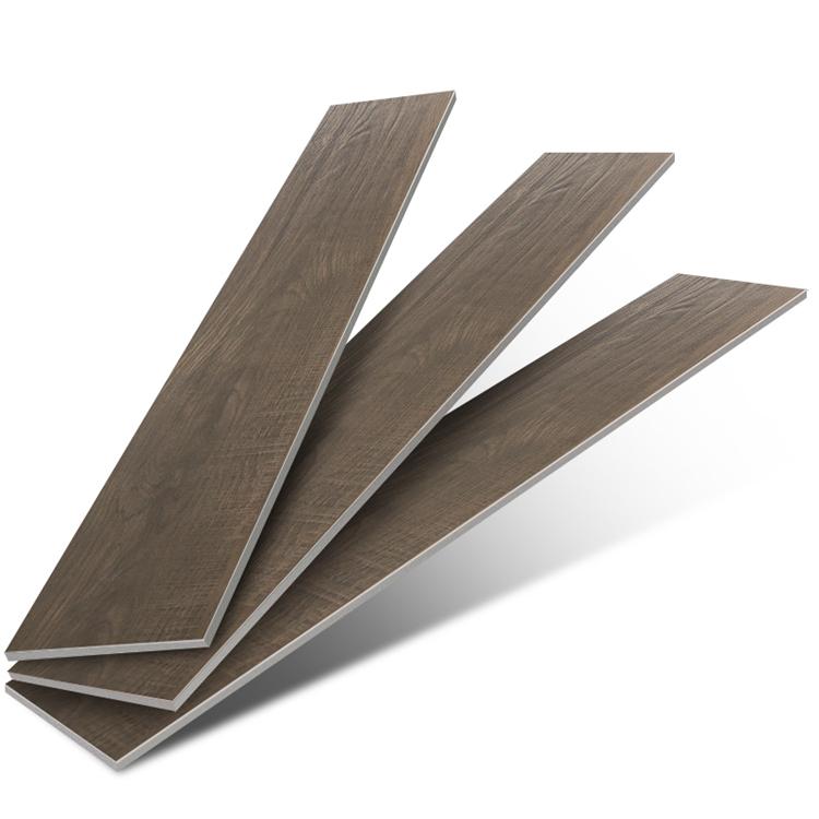 High quality interioranti-slip rustic living room wood grain floor ceramic tiles