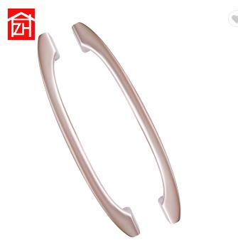 ZE-5121 aluminum alloy oxide treatment flush pull cabinet handle, aluminium door handle