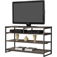 tv stand wood modern table
