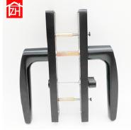 2019 new design european style patio door lock with lock cylinder