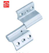 wholesale aluminum alloy material good quality silver/gold pivot hinge for wooden door and window