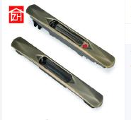 2019 hot sale ZC-2101 zinc alloy material sliding auto lock for aluminium window made in china