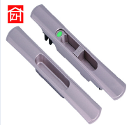 ZC-2117 high quality zinc alloy material touch lock for pvc glass sliding window