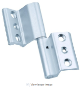 ZF-65202 aluminum alloy made anti-theft door and window pivot hinge with 360 degree rotation