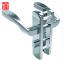 ZC-3105 door lock with lever handle for front door security made in china