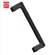 new product oxide finish double sided type gold color pull handle