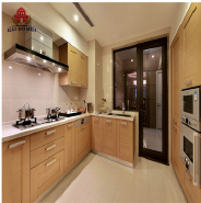 European Kitchen Cabinet Nice Design Cupboard From China