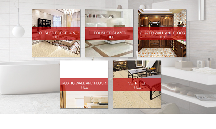 New fashion Different Types Ceramic Tile 15X15 Cm