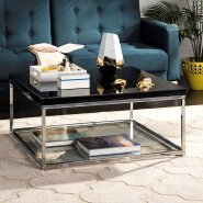 modern coffee tables and end tables drink side table dark wood coffee table