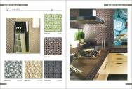 Shanghai Luxurious Tiles Industry Glass Mosaic