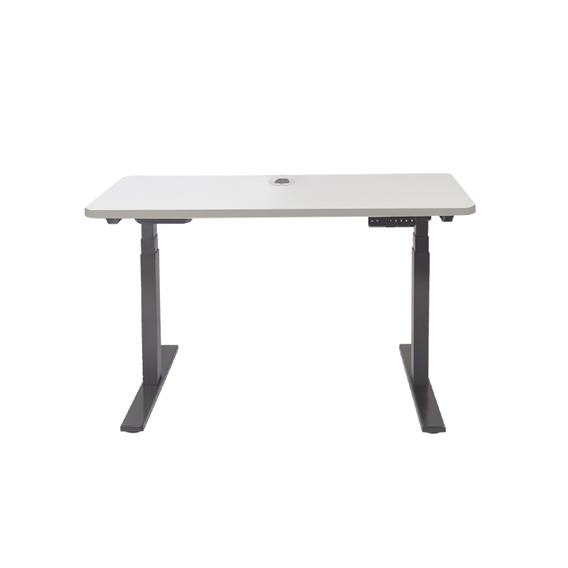 white color table top or desk top for height adjustable table