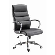 wholesale cheap high quality back lift swivel ergonomic PU leather boss executive office chair on li