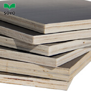 12/18mm high quality Outdoor usage film faced plywood