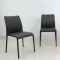 Cheap leather restaurant chair dining chair
