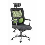 New Modern designed, multi-functional mesh Fabric PU leather swivel office chair