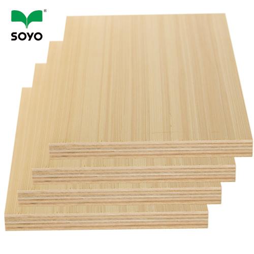 18mm 4x8 hardwood technical wood faced plywood