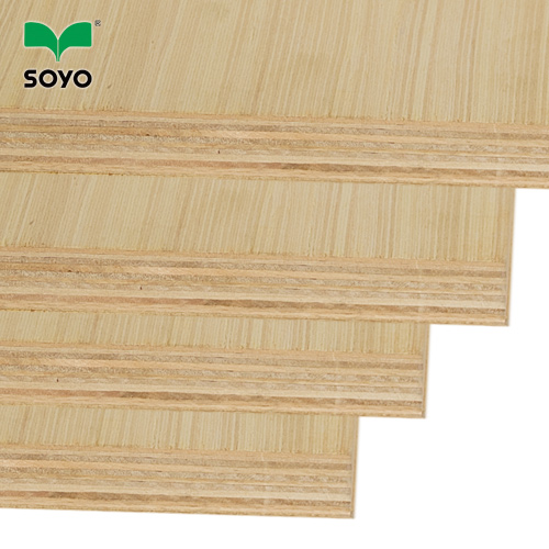 High quality 18mm hardcore plywood for construction from Linyi China