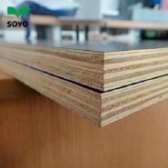 cheap price brown hardwood core Film faced waterproof plywood