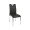 Free sample New model Cheap price design for wholesale metal dining chair