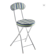 Wholesale low price colorful popular colorful folding stool