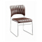 China cheap portable stackable conference training office chair