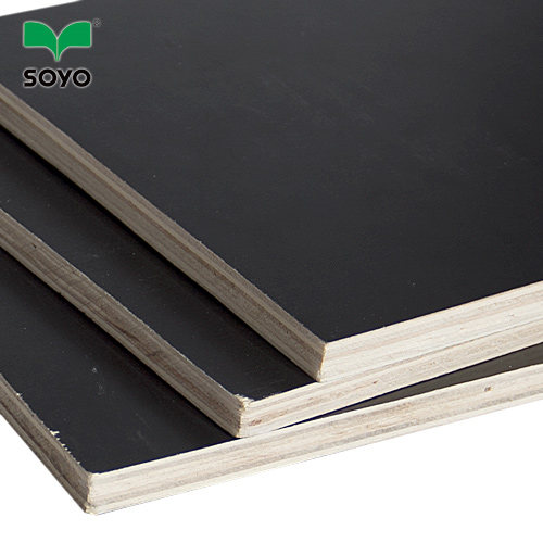 Guangzhou Supplier dampproof Film Faced Plywood For Construction