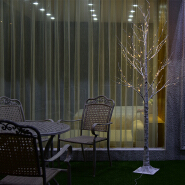 China Factory Price Different Color LED Christmas120led Birch Tree Light for Party/Wedding/Christmas