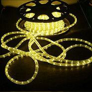 Best Quality 40M Waterproof Solar Led Rope Light Ip65