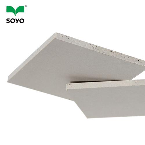 good quality 1220*2440 moisture-resistent light weight gypsum board for ceiling design