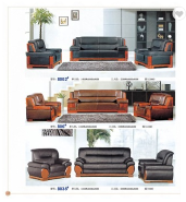 Modern high quality office sofa sala set factory sell directly
